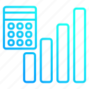chart, financial, graph, report, statistics icon