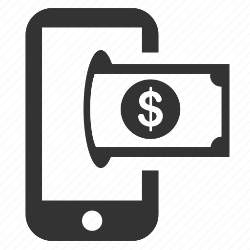 banking, financial, mobile, mobile payment, pay, payment, shopping icon