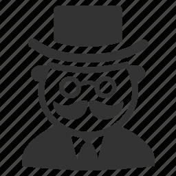 avatar, billionaire, millionaire, monopoly, rich, uncle, wealthy icon