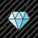 credit, diamond, expensive, luxury, privilege icon
