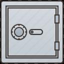 box, keep, safe, security, vault