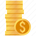 currency, exchange, international, money, price icon
