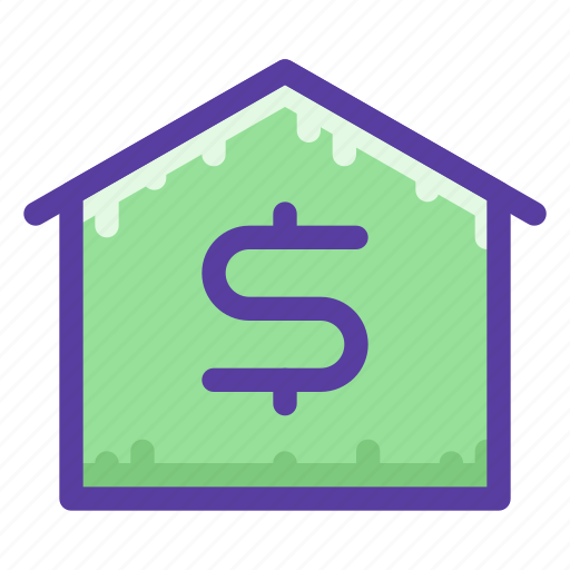 Finance, house, money, rent, sell icon - Download on Iconfinder
