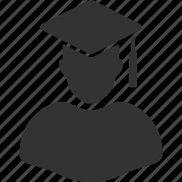 consultant, consulting, education, judge, lawyer, professor, teacher icon