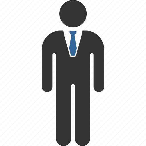 agent, avatar, businessman, man, manager, office job, user icon