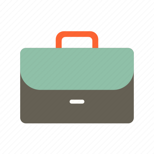 briefcase, business, document, financial, wallet icon