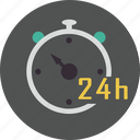 alarm, clock, deadline, schedule, stoper, stopwatch, time, timer, wait, watch icon