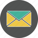 chat, document, email, envelope, info, information, letter, mail, message, post, talk icon