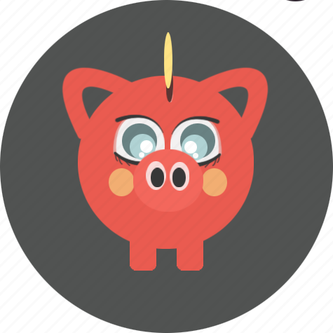 bank, buy, finance, money, payment, pig, piggy, shopping icon