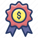 business achievement, business award, business quality, financial badge, quality badge icon