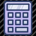 adder, adding device, calculation, calculator, number cruncher icon