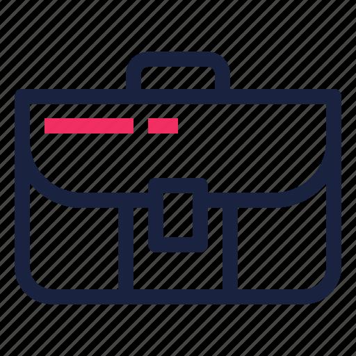 Bag, business, portofolio, suitcase icon - Download on Iconfinder