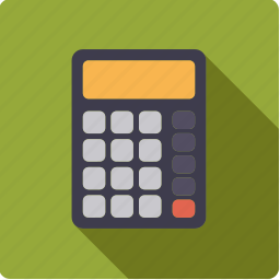 accounting, calculator, device, electronics, finance, money icon