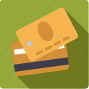 card, credit cards, debit, finance, golden, money, payment icon