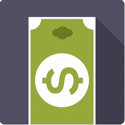 american, bill, cash, currency, dollar, finance, money icon