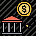 banking, chargeback, refund, return, transaction icon