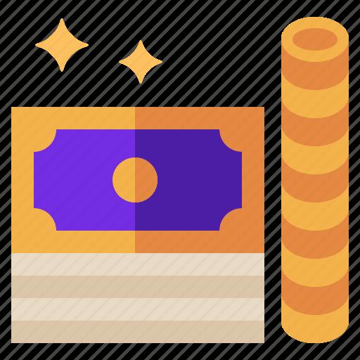 cash, coins, money, payment, prize, reward icon