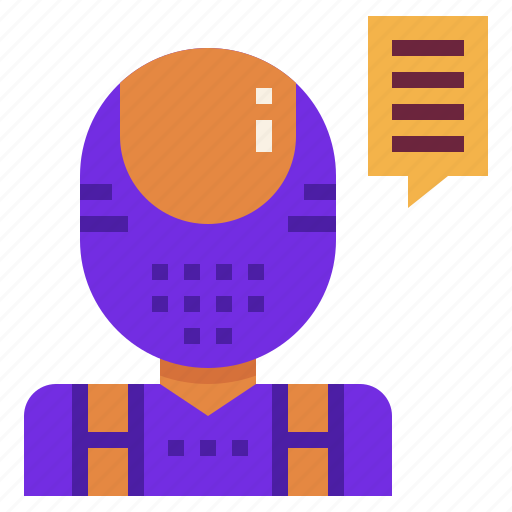 Advisor, ai, assistant, chatbot, robo, robot icon - Download on Iconfinder