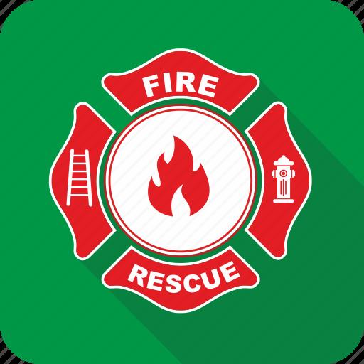 Badge, fire, medal icon - Download on Iconfinder