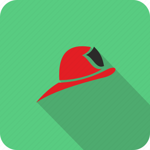 fire helmet icon