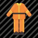 clothes, fashion, fireman, flame, protection, suit, uniform