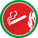 cigar, cigarette, fire, smoke, smoking, tobacco icon