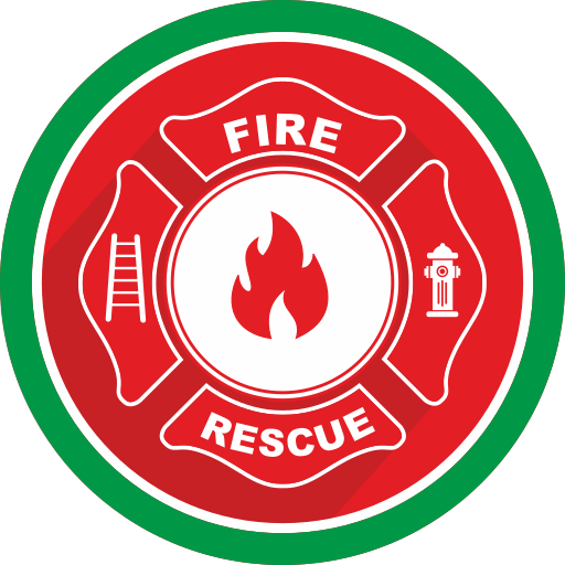 burn, fire, firefighters, fireman, flame, security icon