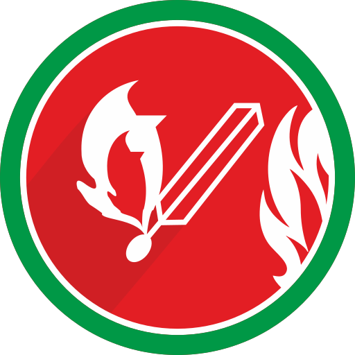 fire, ignite, light, match icon