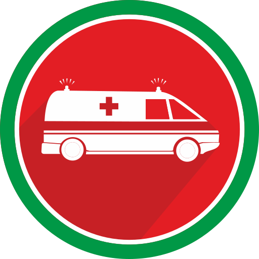 ambulance, doctor, emergency, fire, medical, medicine, pharmacy icon