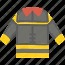 firefight, service, suit