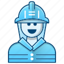emergency, fire department, fireman, putoutfire icon