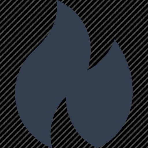 burning, danger, disaster, fire, firefighting, flame, warning icon