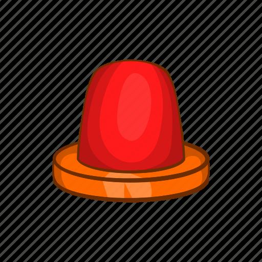 bell, cartoon, danger, emergency, equipment, sign, siren icon
