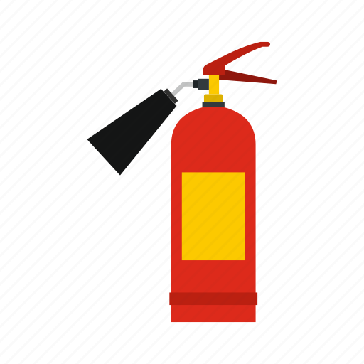 danger, emergency, equipment, extinguisher, fire, protection icon
