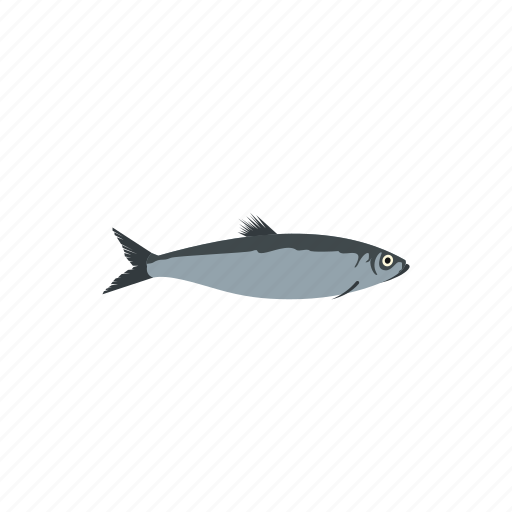 fish, fishing, food, herring, marine, sea, seafood icon