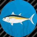 fish, fishing, food, meal, sea, seafood, tuna icon