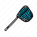 fishing, fishing nets, fishing tackle, tackle icon