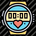 device, smart, sport, technology, watch