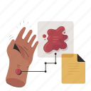 blood, analysis, science, test, lab, laboratory, experiment icon