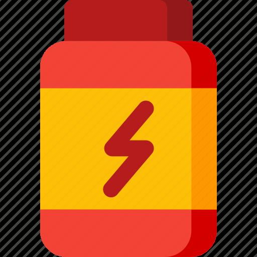 energizer, energy, health, healthy, medical, medicine icon