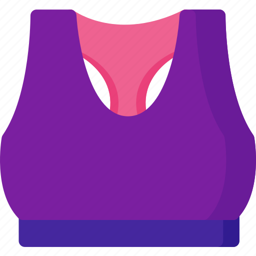 Clothing, fitness, women, clothes, exercise, gym icon - Download on Iconfinder