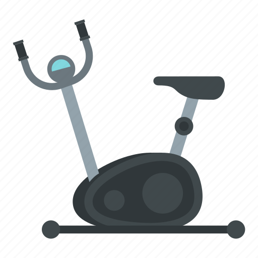 Exercise bike, fitness, foot, gym, sport, step, trainer icon - Download on Iconfinder