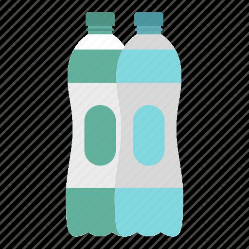 Bottle, drink, energy, plastic, sport, water, water bottle icon - Download on Iconfinder