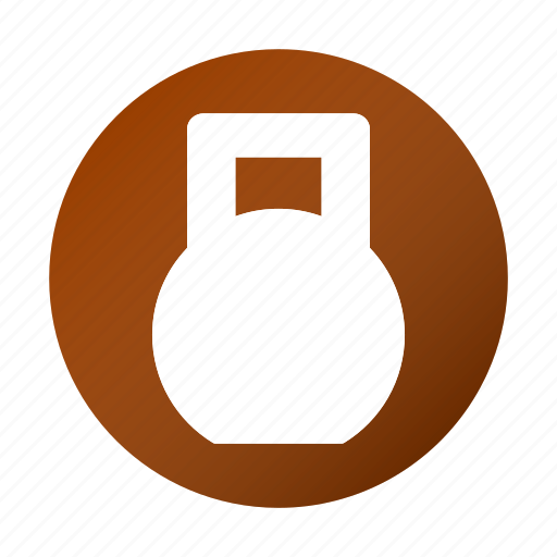 dumbbell, fitness, gym, lift icon