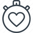 heart, heart rate, heartbeat, meter, pulsation, pulse icon icon