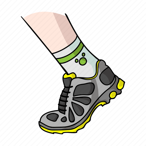 Fitness, footwear, leg, shoe, shoes, sports icon - Download on Iconfinder