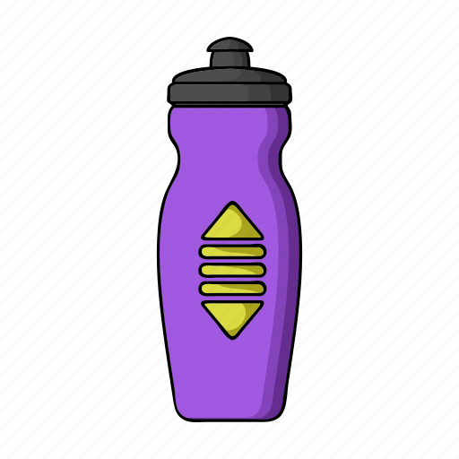 Bottle, drink, equipment, fitness, gym, thirst, water icon - Download on Iconfinder