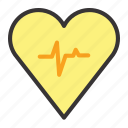 heart, rate, medical, health