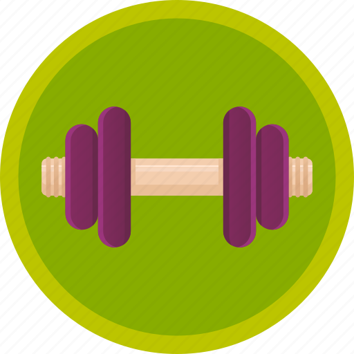 dumbbell, exercise, fitness, gym, sport, strength, training icon