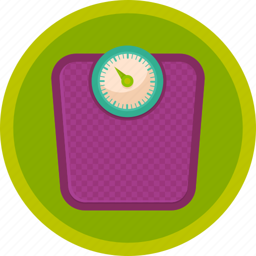 diet, mass, measure, scales, weight icon